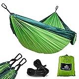 NATUREFUN Ultraleichte Reise Camping Hängematte Für Outdoor Indoor Garden