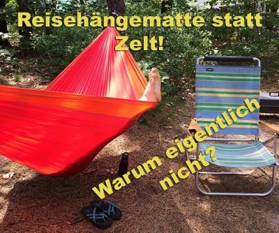 Campinghängematte