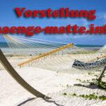 Vorstellung haenge-matte.info